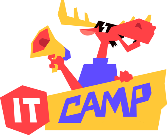 Вэлком ту IT SUMMER CAMP